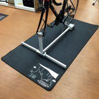 R250 整備+ローラー台用ワイドマット 乗鞍デザイン