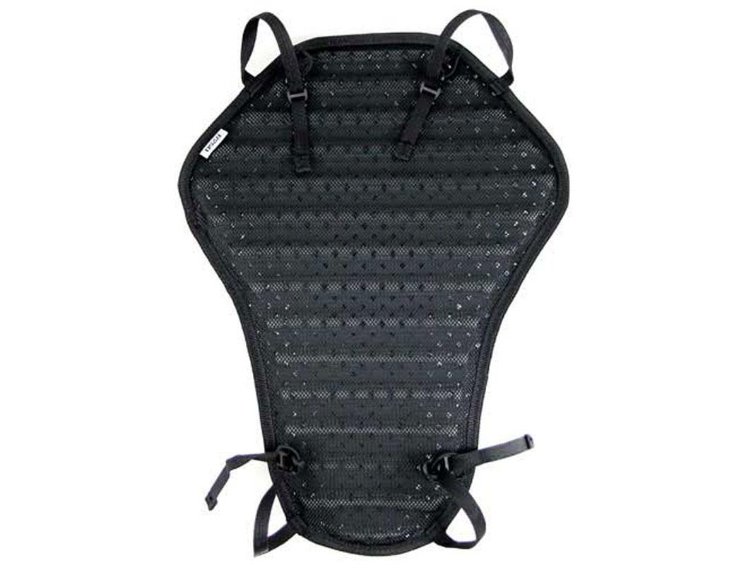 R250 バックパックパッド ブラック