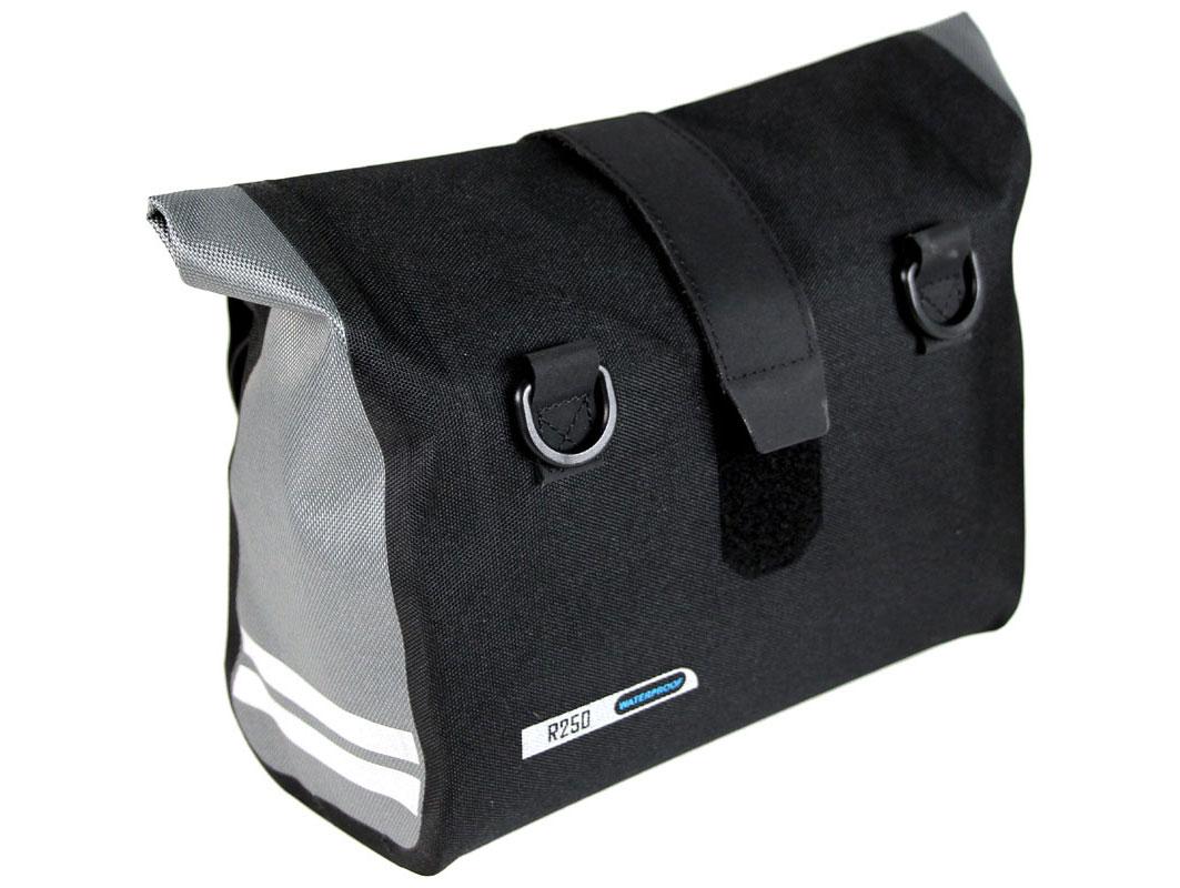 R250 防水フロントバッグ グレー