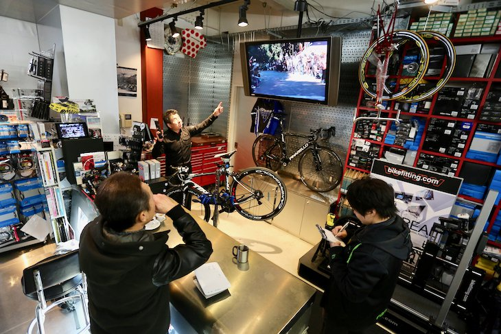 スポーツサイクル専門店 SHOWA