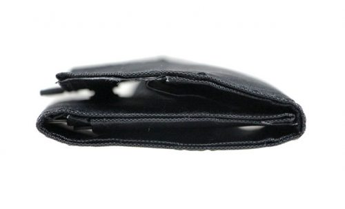 R250 トライフォールド ミニワレット アーガイル リップストップ ブラック