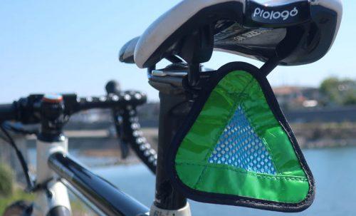 R250 おにぎりリフレクターミニ グリーン/ブルー