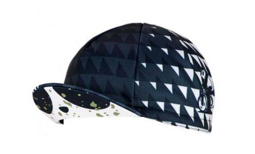 R250 GORIDE サイクルキャップ グラベルライド 白黒