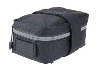 R250 サドルバッグ ミニ アーガイル リップストップ ブラック