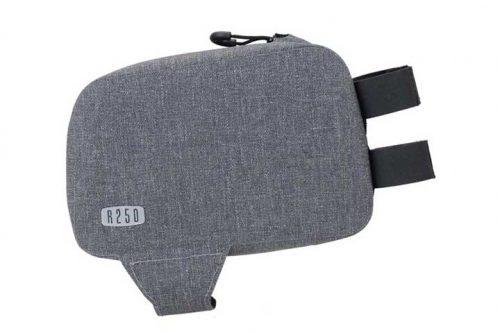 R250 防水トップチューブバッグ ショート グレー
