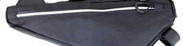 R250 フレームインナーバッグ ミディアム アーガイル リップストップ ブラック