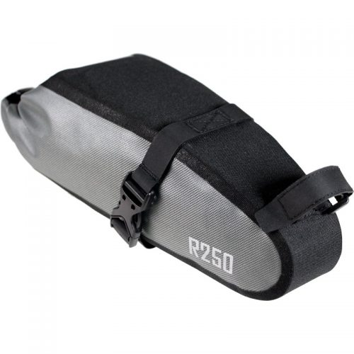 R250 防水サドルバッグ Xスモール グレー