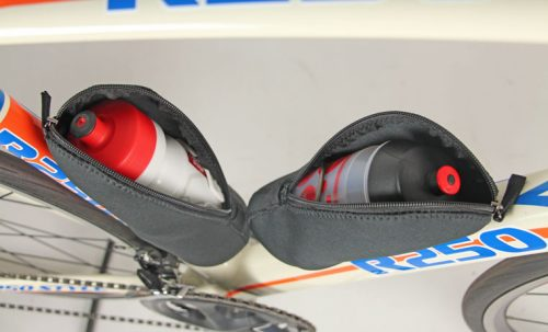 R250 保冷保温ネオプレーンボトルカバー ブラック